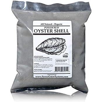 Amazon.com : Oyster Shell Powder - Organic Ground Oyster