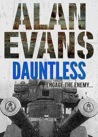 book cover of Dauntless