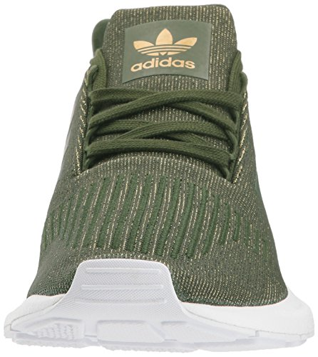 Carga Adidas Originals Para Mujer Swift Run W Night Cargo / Night Cargo / Blanco