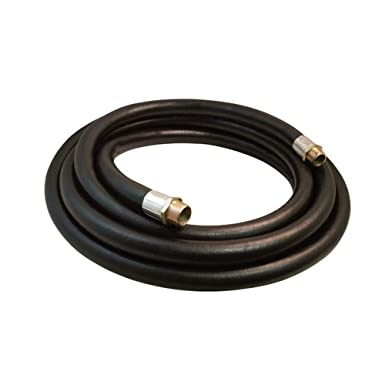 OPW 3/4 quot; Fuel Nozzle Hose Pipe 4m with Clamps