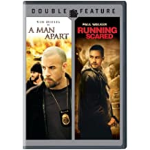 Man Apart/Running Scared (DBFE) by New Line Home Video