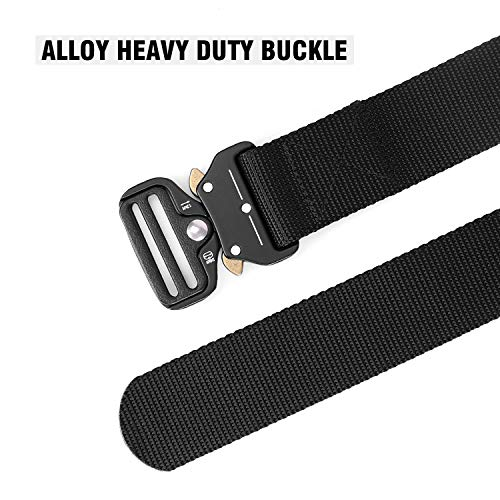 Tactical Belt Military Style Webbing Riggers 1.5\