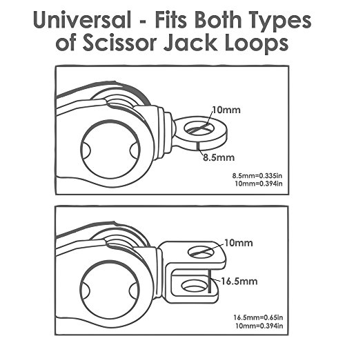 Amazon.com: T1A Scissor Jack Adapter for 1/2 Inch Impact Wrench or on bob's jack plate solenoid, bob's jack plate piston, cat5e pinout diagram, bob's jack plate installation, bob's jack plate manual, squire fender wire diagram, bob's jack plate craigslist, bob's jack plate problem, bob's hydraulic jack plates,