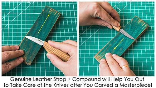 beaver craft whittling knife