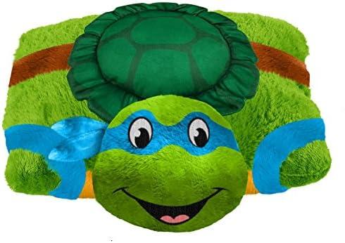 Pillow Pets Nickelodeon Teenage Mutant Ninja Turtles Stuffed Animal Plush Toy 16 Raphael