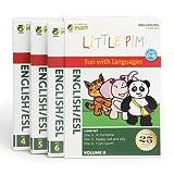 English for Kids: Language Box Set with English Subtitles (Vol. II)
