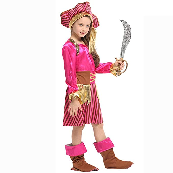 TYYM cosplay Disfraz De Samurai para Niños, Disfraz De Niña ...