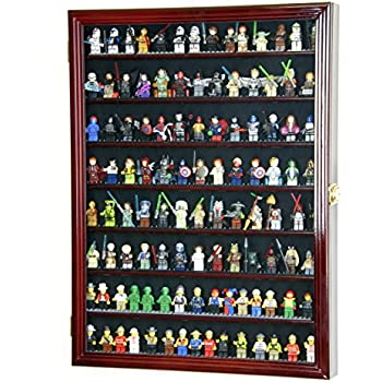 Amazoncom Collectible Display Case Wall Curio Cabinet Shadow Box