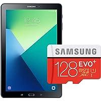 Samsung Galaxy Tab A 10.1, Wi-Fi with 128GB MicroSD card Black/Grey