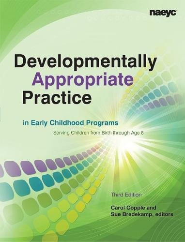 Developmentally Appropriate Practice in Early Childhood Programs Serving Children from Birth Through Age - Of Pembroke Shops Gardens