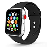 iYou Sport Band Compatible for Apple Watch Band 38MM 42MM,...