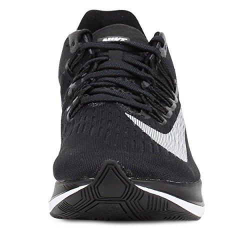 Nike Wmns Zoom Fly Donna 897821-001 Nero / Antracite / Grigio Lupo / Bianco