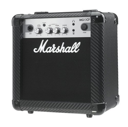 Marshall MG10CF MG Series 10-Watt Guitar Combo (Tube Guitar Combo Amplifier)