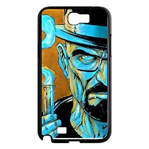 Breaking Bad Samsung Galaxy N2 7100 Cell Phone Case Black present pp001_9752974