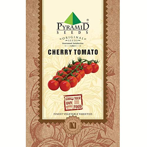 Pyramid Cherry Tomato Seeds (200mg, 50 Seeds) (B07TXQGP4V) Amazon Price History, Amazon Price Tracker