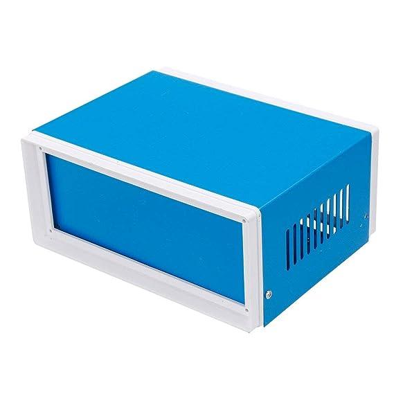 ALCOMPRA Caja de conexiones de metal de 6.69