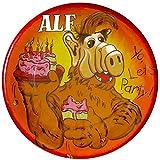 Alf Small Paper Plates (8ct)