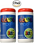 (2-PK) Fun Color My Bath Changing Tablets