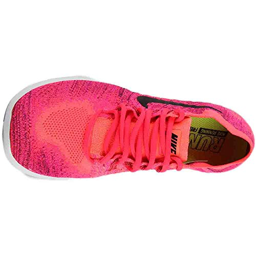 Zoom Mangue Solar Chaussures Black de Rouge Multicolore Mango Pink Running deadly Homme Red Mariah Flyknit Air NIKE Rose Compétition Racer Noir bright 5ZOqgAWw