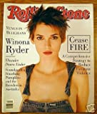 WINONA RYDER-- ISSUE # 677---ROLLING STONE MGAZINE----MARCH 10TH, 1994