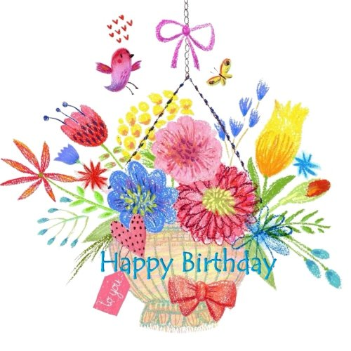 Happy Birthday to You: Guest Book with Color-filled Interior Pages Exquisite Art and a Bit of Whimsy 15th 16th 17th 18th 19th 20th 21st 22nd 23rd 24th ... in All Departments Balloons Cards in Office ebook