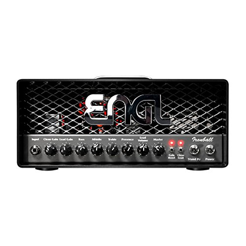 - Engl Ironball 20/5/1W Tube Guitar Head Black