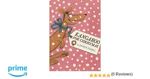 Kangaroo for Christmas: James Flora: 9781592701131: Amazon.com: Books