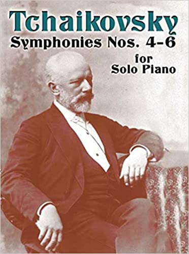 4-6 for Solo Piano Symphonies Nos