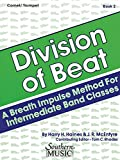 img - for Division of Beat (D.O.B.), Book 2: Cornet/Trumpet book / textbook / text book