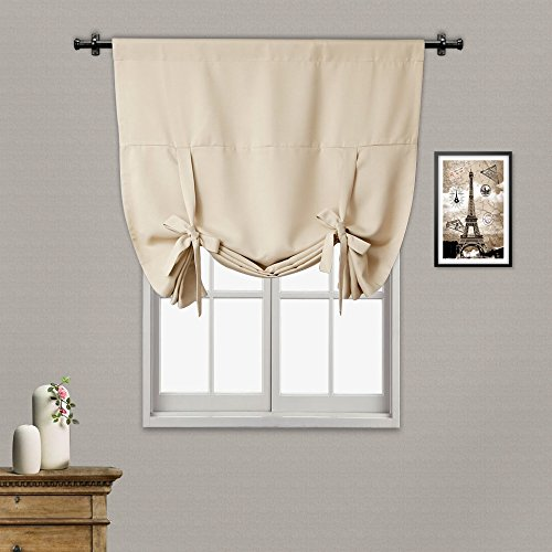 fabric tie up curtains. Black Bedroom Furniture Sets. Home Design Ideas