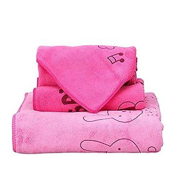 GBSHOP Toallas de baño Versión Coreana de algodón Puro Toalla Suave Toalla de baño Traje de ...