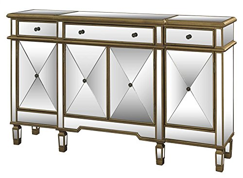 Gold Leaf Console - 9