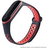 Docooler for Xiaomi Mi Band 4 Strap Bracelet Sports Wrist Strap Colorful Wristband for Mi Band 4 Smart Accessories
