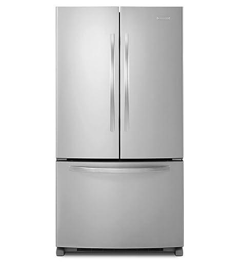 Kitchenaid Architect Series Ii Bottom Freezer Refrigerator ...