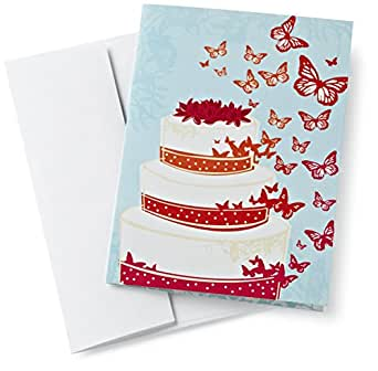Amazon.com $10 Gift Card in a Greeting Card (Wedding Design)