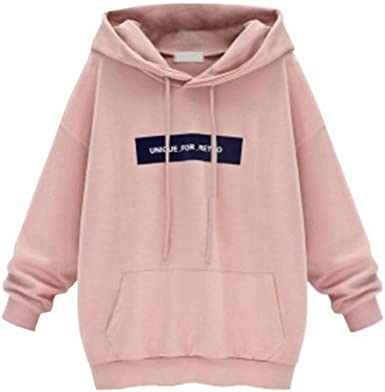 : 2018 New!!Ladies Hooded Pullover Tops Blouse