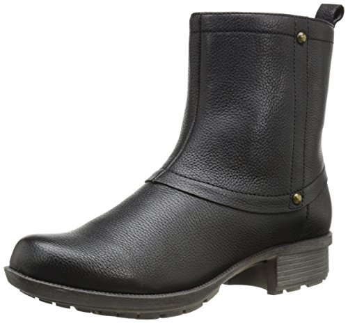 Clarks criba Muse Boot Black Leather