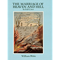 The Marriage of Heaven and Hell: A Facsimile in Full Color (Dover Fine Art, History of Art) (English Edition)