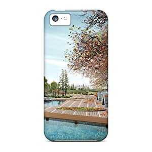 Sanp On Case Cover Protector For Iphone 5c (nature Hd)