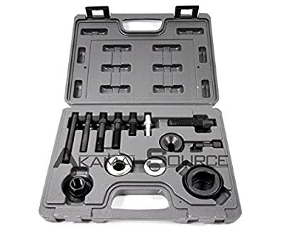 Muktat_ Pulley Remover and Installer Set ALTERNATOR POWER STEERING Automotive Tool A0020