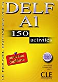 img - for Delf A1: 150 Activites [With Booklet] (French Edition) by Richard Lescure (2004-01-14) book / textbook / text book