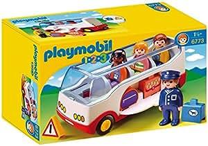 Playmobil - 1.2.3 Autobús (6773)