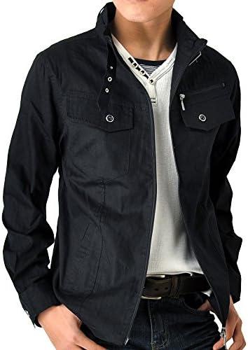 ミリタリーシャツジャケット ミリタリージャケット シャツジャケット ミリタリーシャツ 長袖シャツ/Y