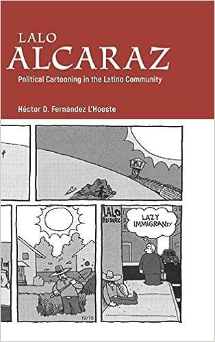cover image, Lalo Alcaraz