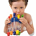Fullfun Kids Children Shower Water Flute Whistles Music Toy for Bath Tub from Bathtub Toys