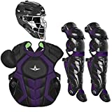 All-Star System7 Axis NOCSAE Adult Baseball Catcher's Package