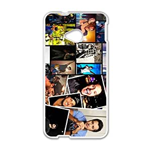 DASHUJUA Your Smile Cell Phone Case for HTC One M7