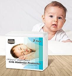 Utopia Bedding Mattress Proctector - 2 Pack