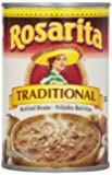 Rosarita Refried Beans, Traditional, 16 oz