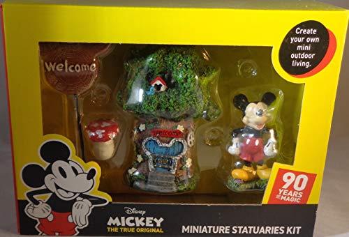 (Kings dugout Disney Mickey Miniature Statuaries Kit )